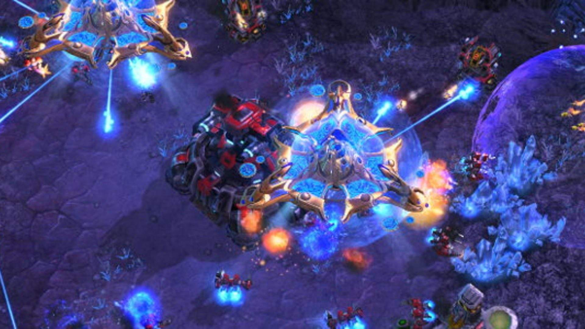 StarCraft II and Warcraft III competition will change