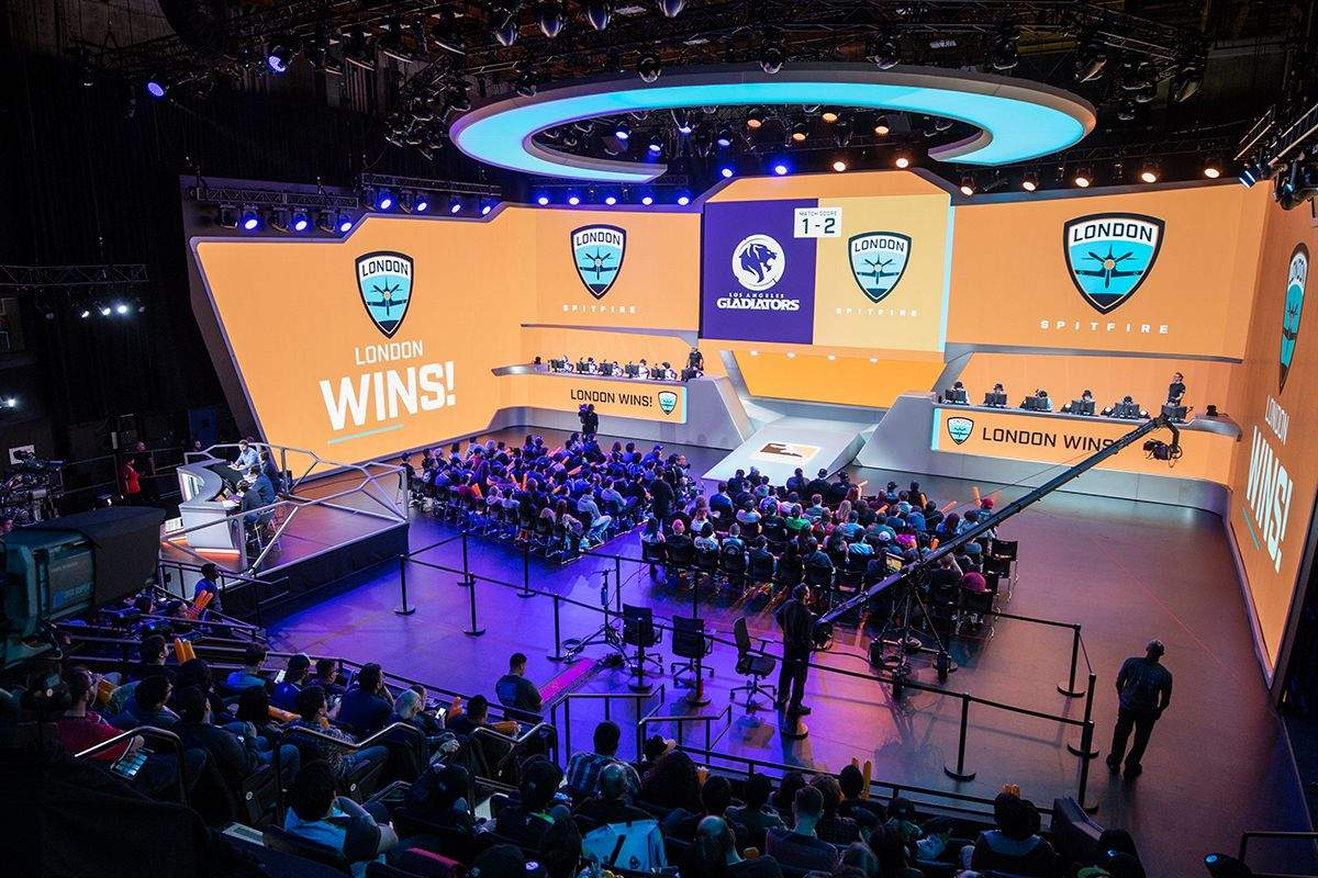 What is the Overwatch League?