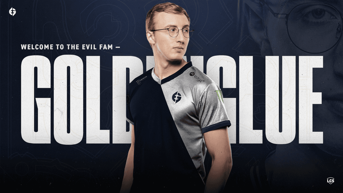 "Greyson ""Goldenglue"" Gilmer To Evil Geniuses"