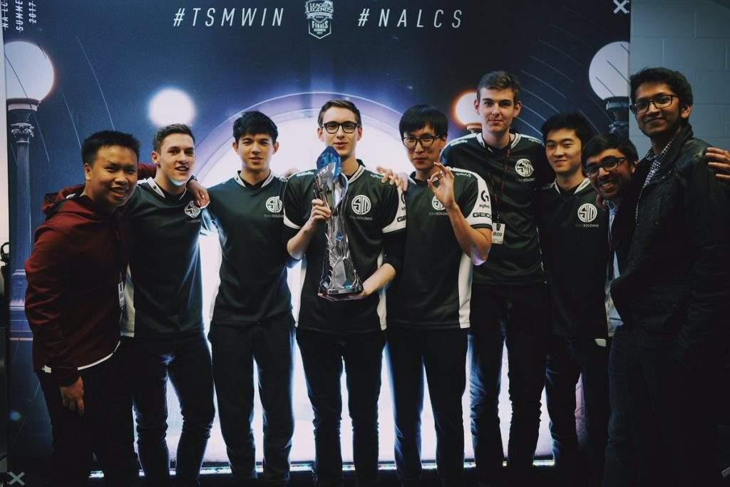Team SoloMid - Leaguepedia | League of Legends Esports Wiki