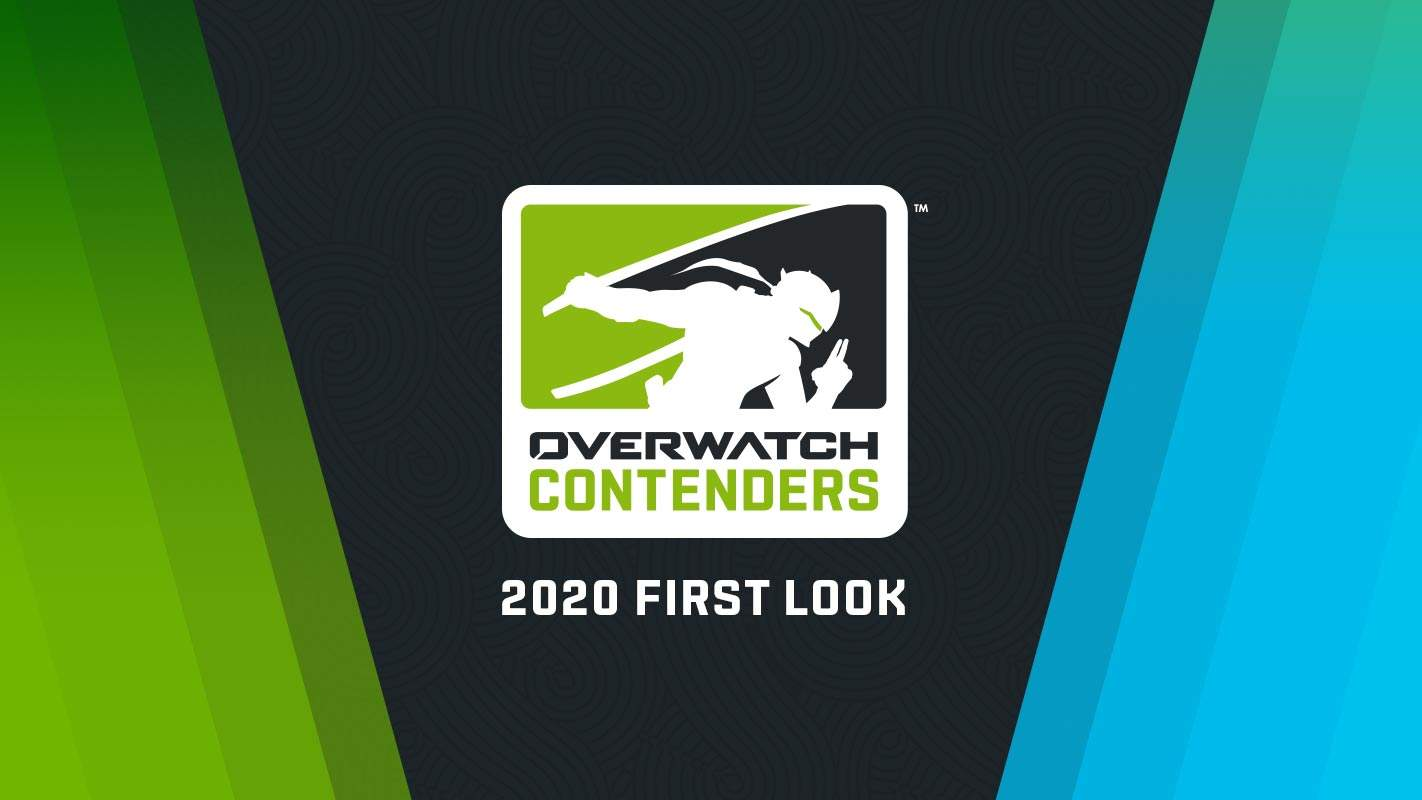 What Are The Overwatch Contenders?