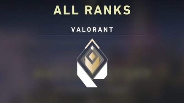 How Valorant Ranks Work