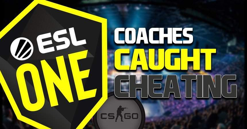 ESL Bans MIBR, Chaos and Hard Legion Coaches for Abusing Visual Bug