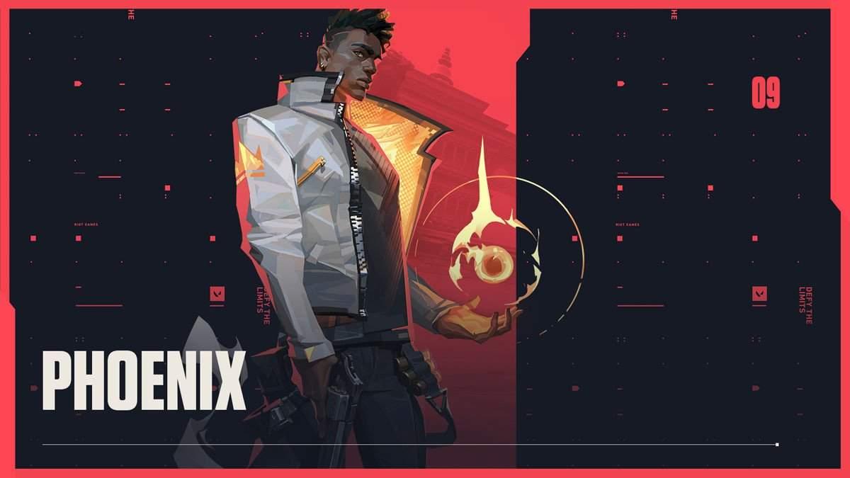 Valorant Agent Guide: Phoenix