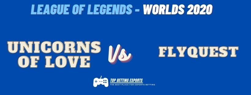 eSports Betting Tips Unicorns of Love vs FlyQuest