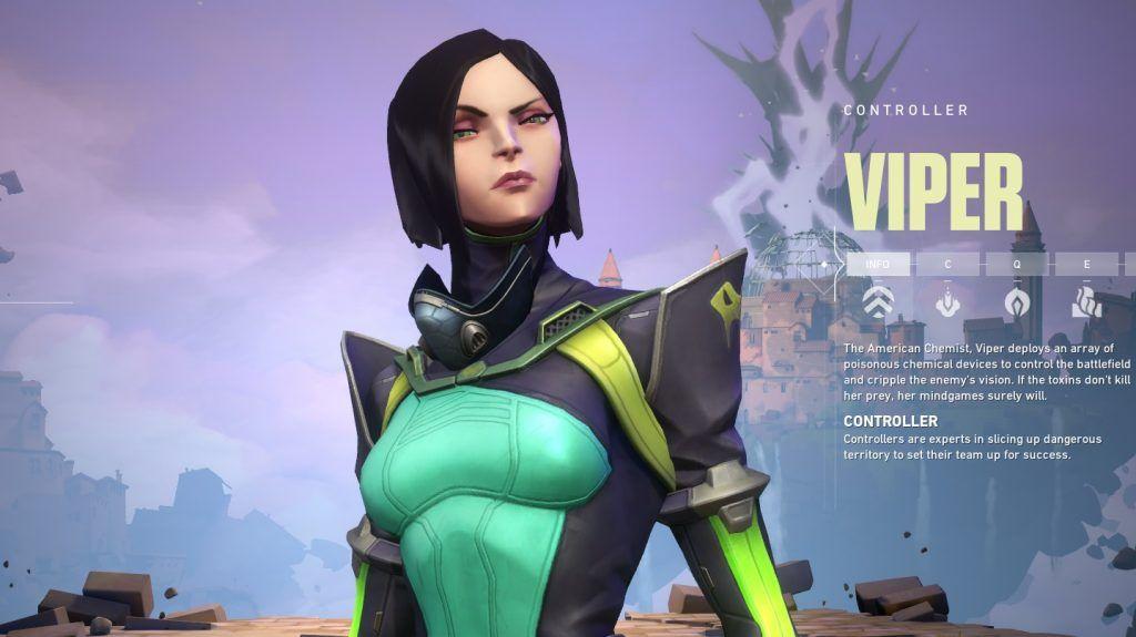 Valorant Agent Guide Viper