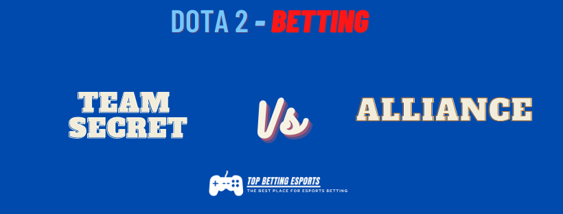 Dota 2 Betting tips Team Secret vs Alliance prediction