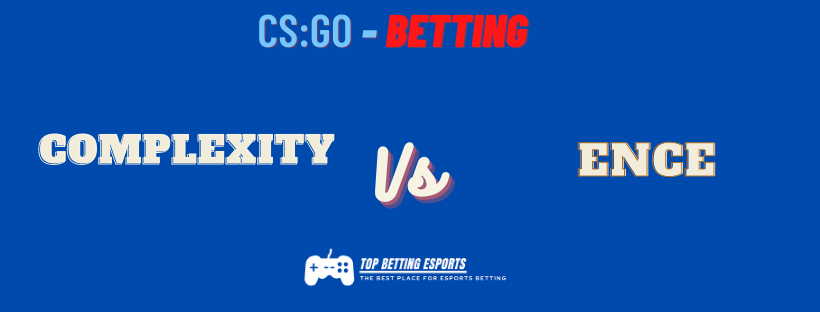 CS:GO Betting tips Complexity vs ENCE prediction