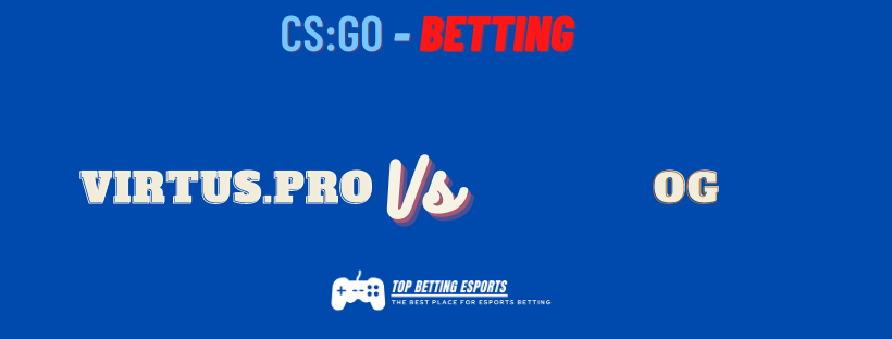 Dota 2 Betting tips Virtus.Pro vs OG