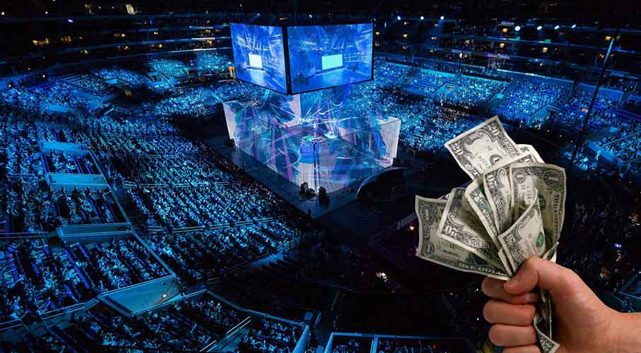 The global boom in esports betting will continue post-pandemic