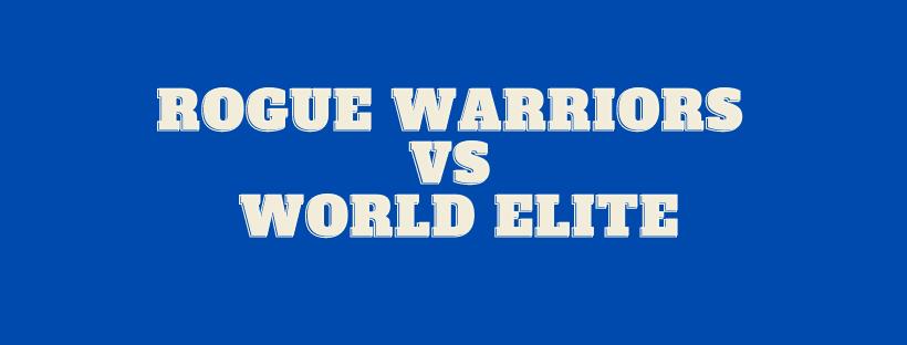 League of Legends Rogue Warriors vs World Elite Prediction