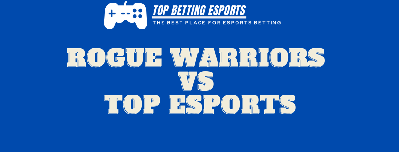 League of Legends Prediction Rogue Warriors vs Top Esports