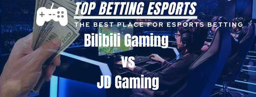 League of Legends Prediction Bilibili Gaming vs JD Gaming