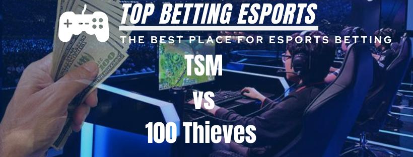 LCS Prediction TSM vs 100 Thieves