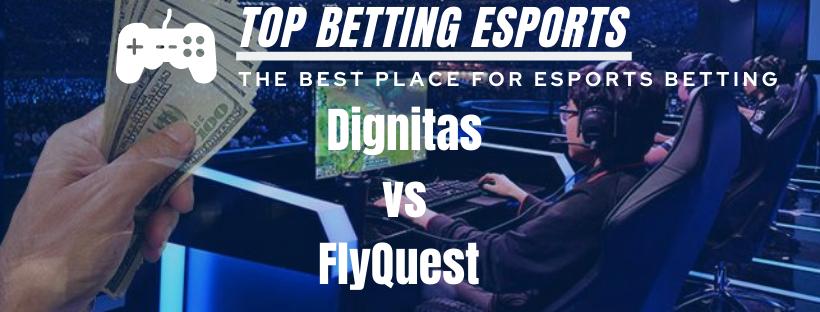 League of Legends Prediction Dignitas vs FlyQuest