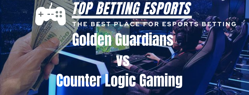 League of legends betting tips Golden Guardians vs Counter Logic Gaming