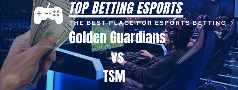 League of Legends Golden Guardians vs TSM prediction