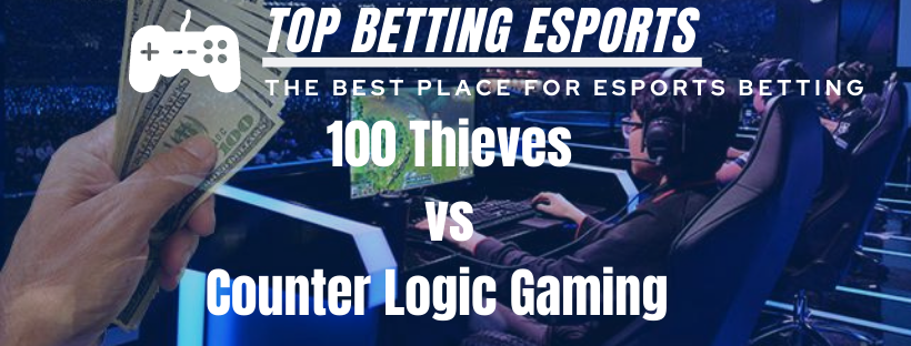 100 Thieves vs Counter Logic Gaming