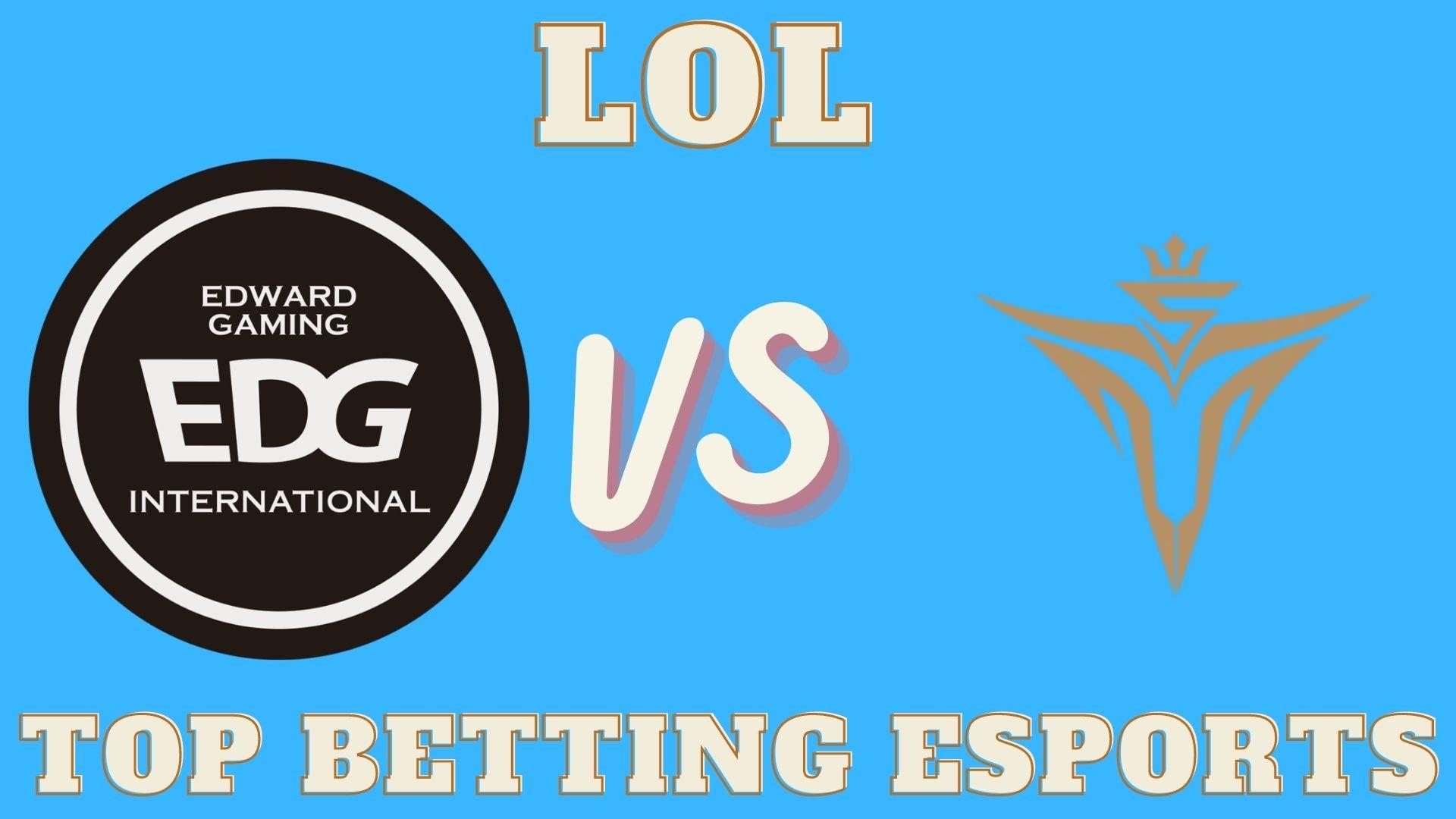 EDward Gaming vs Victory Five