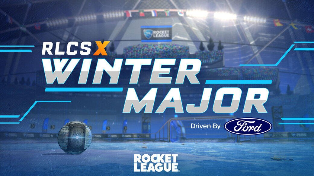 Ford new Sponsor of Rocket League Championship Series