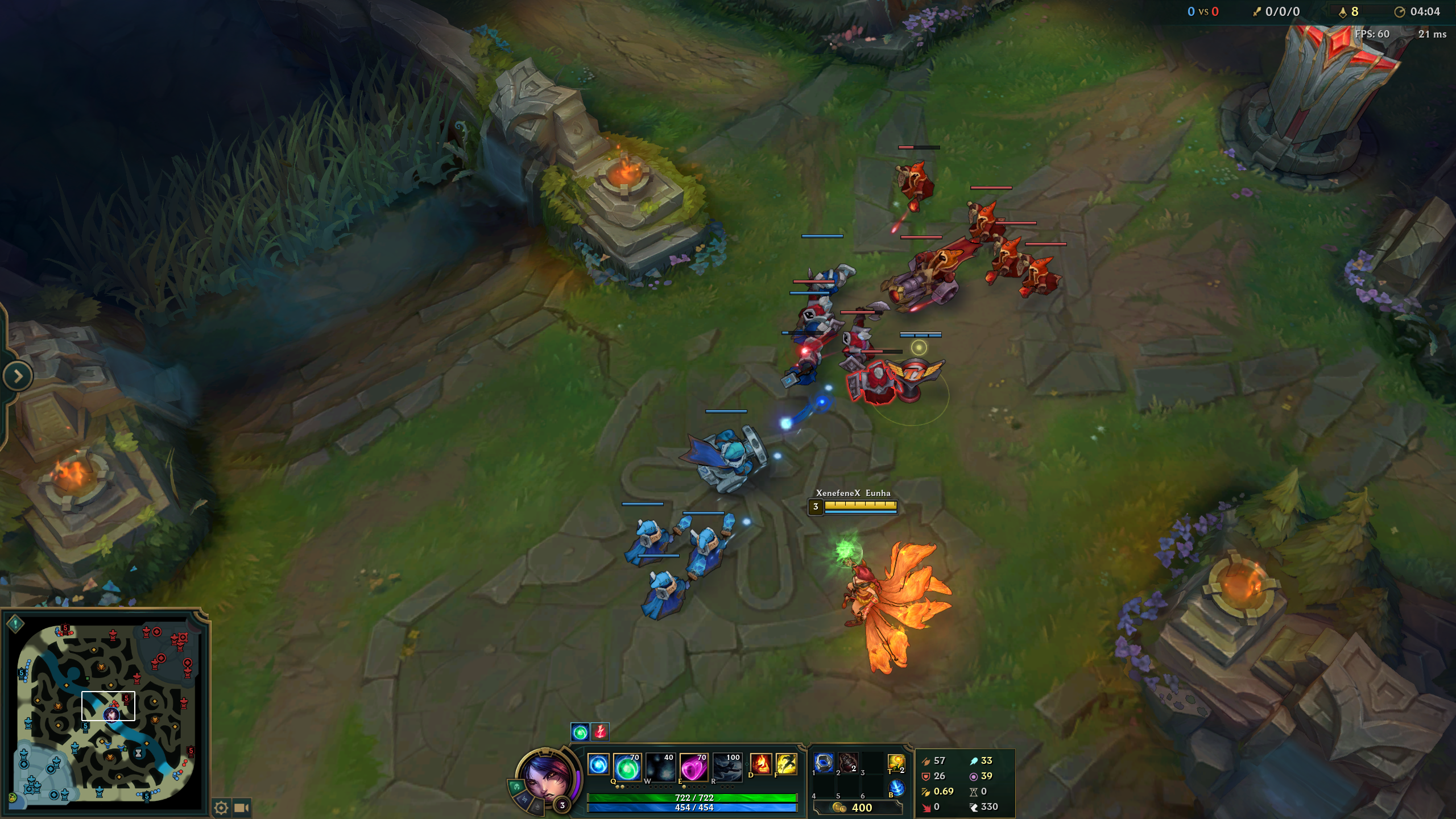 How League of Legends Mid Lane Meta is Changing in Season 11