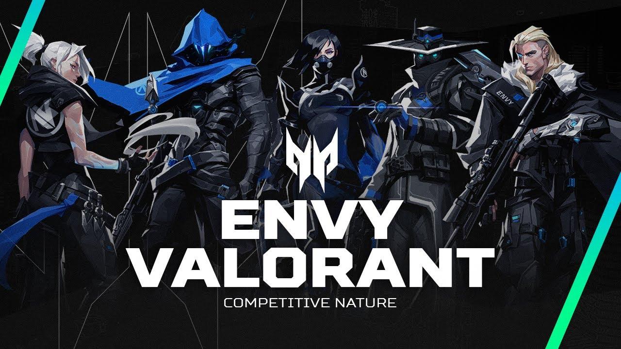 Envy Valorant