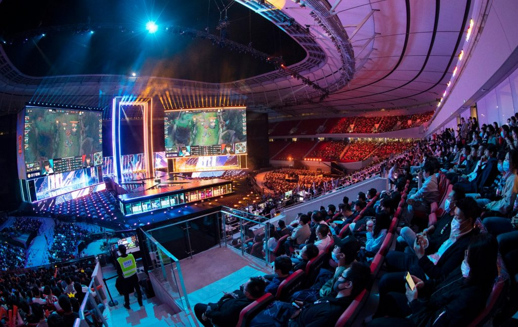 Most watched eSports in 2020