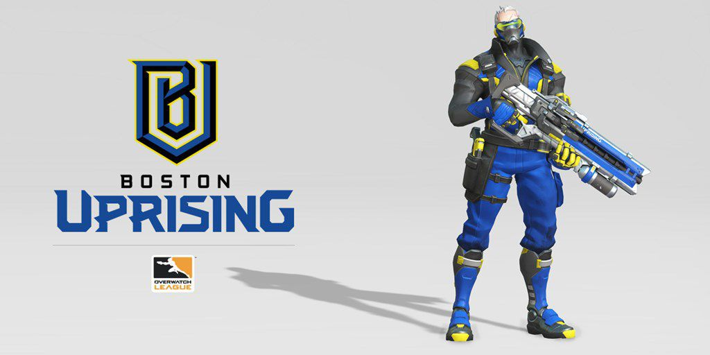 Boston Uprising, all you need to know
