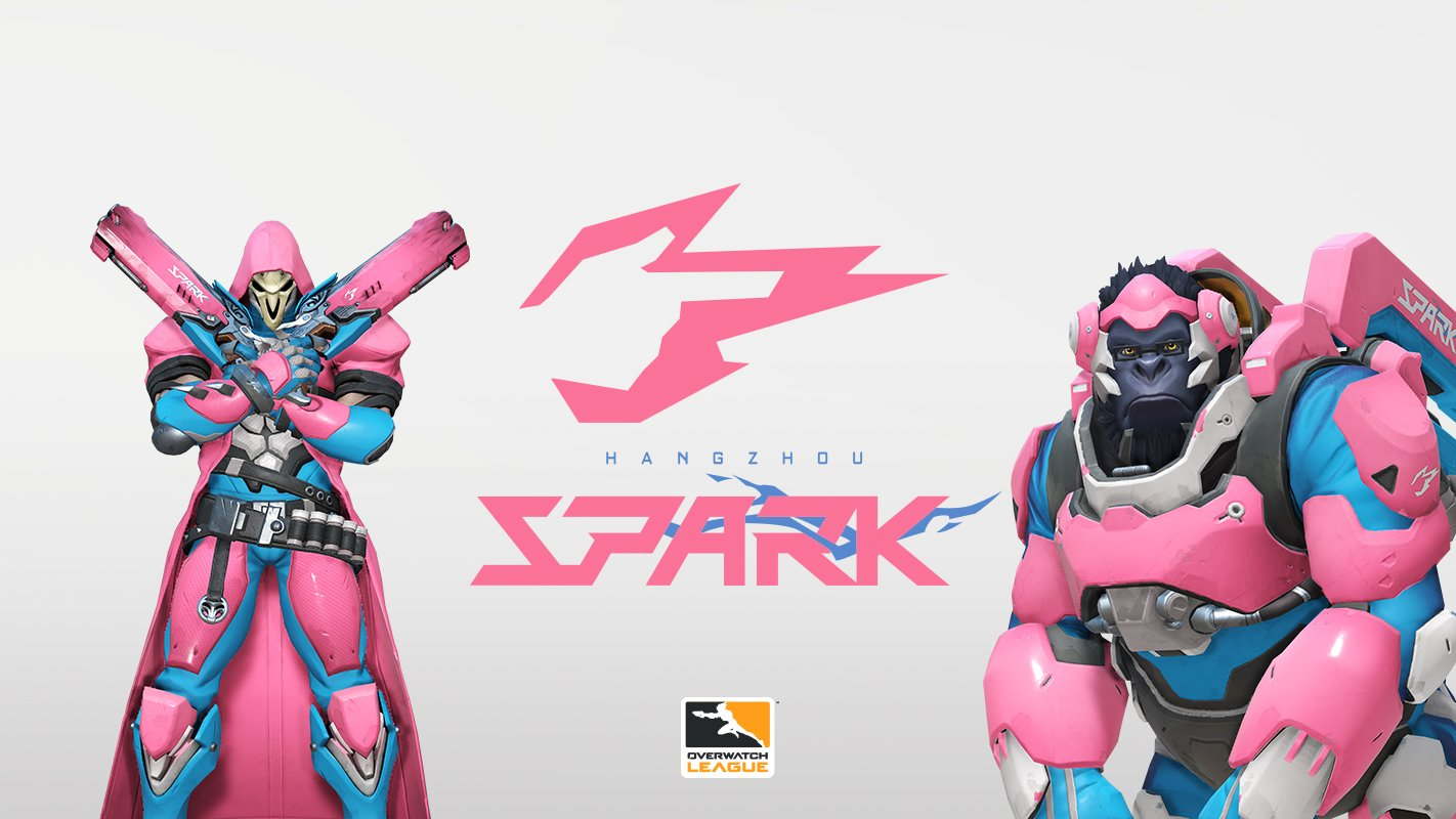 Overwatch Team: Hangzhou Spark
