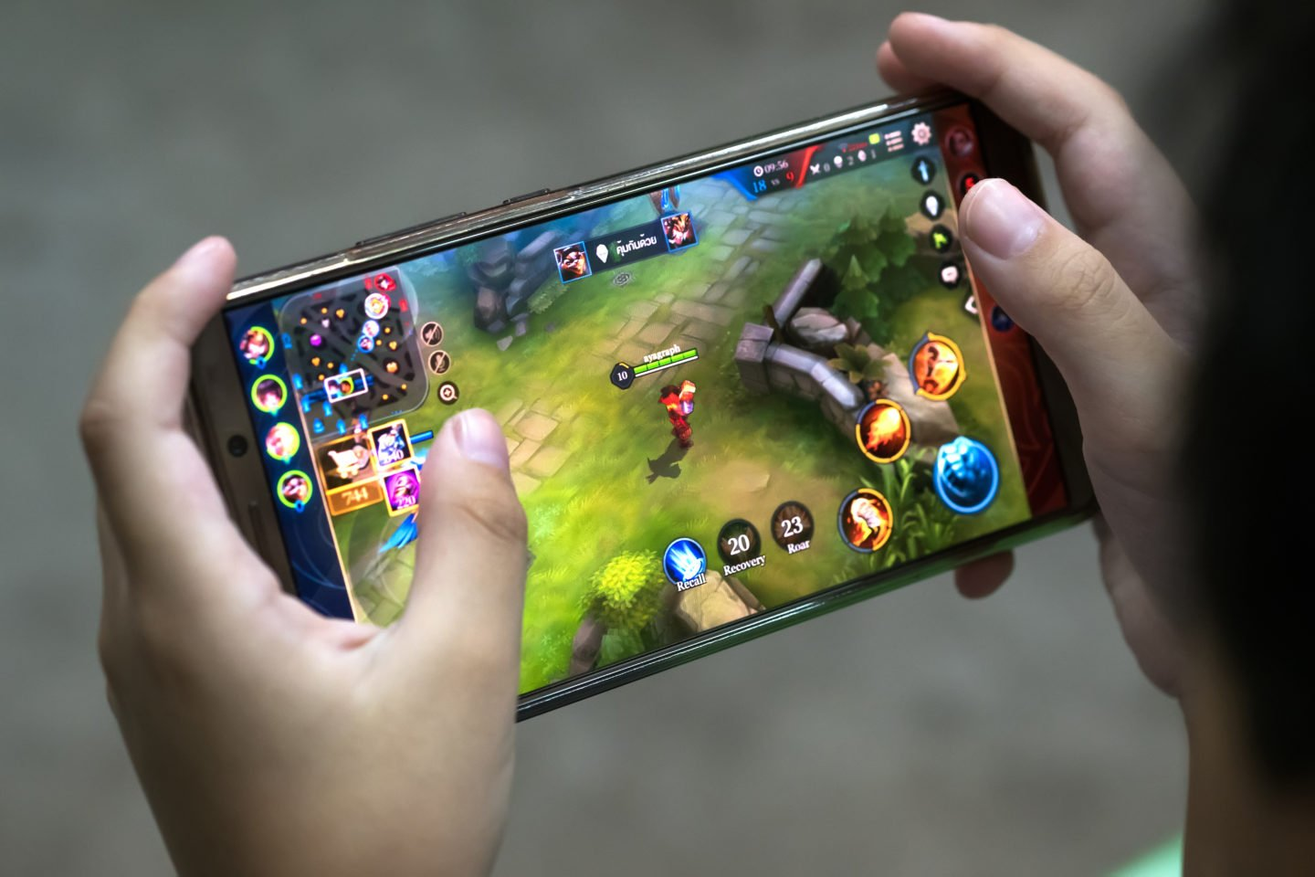 In 2021 mobile eSports will continue to grow