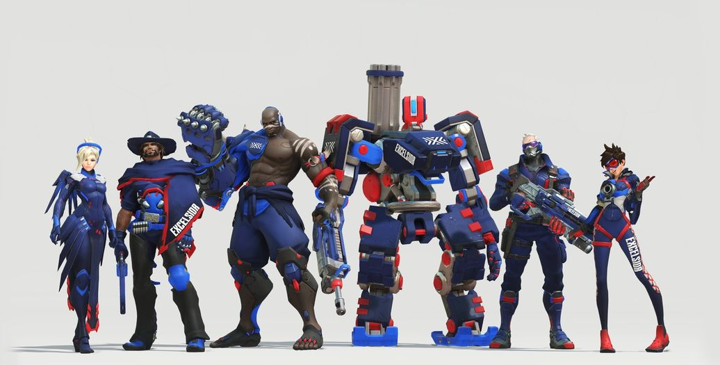 Overwatch Team: New York Excelsior