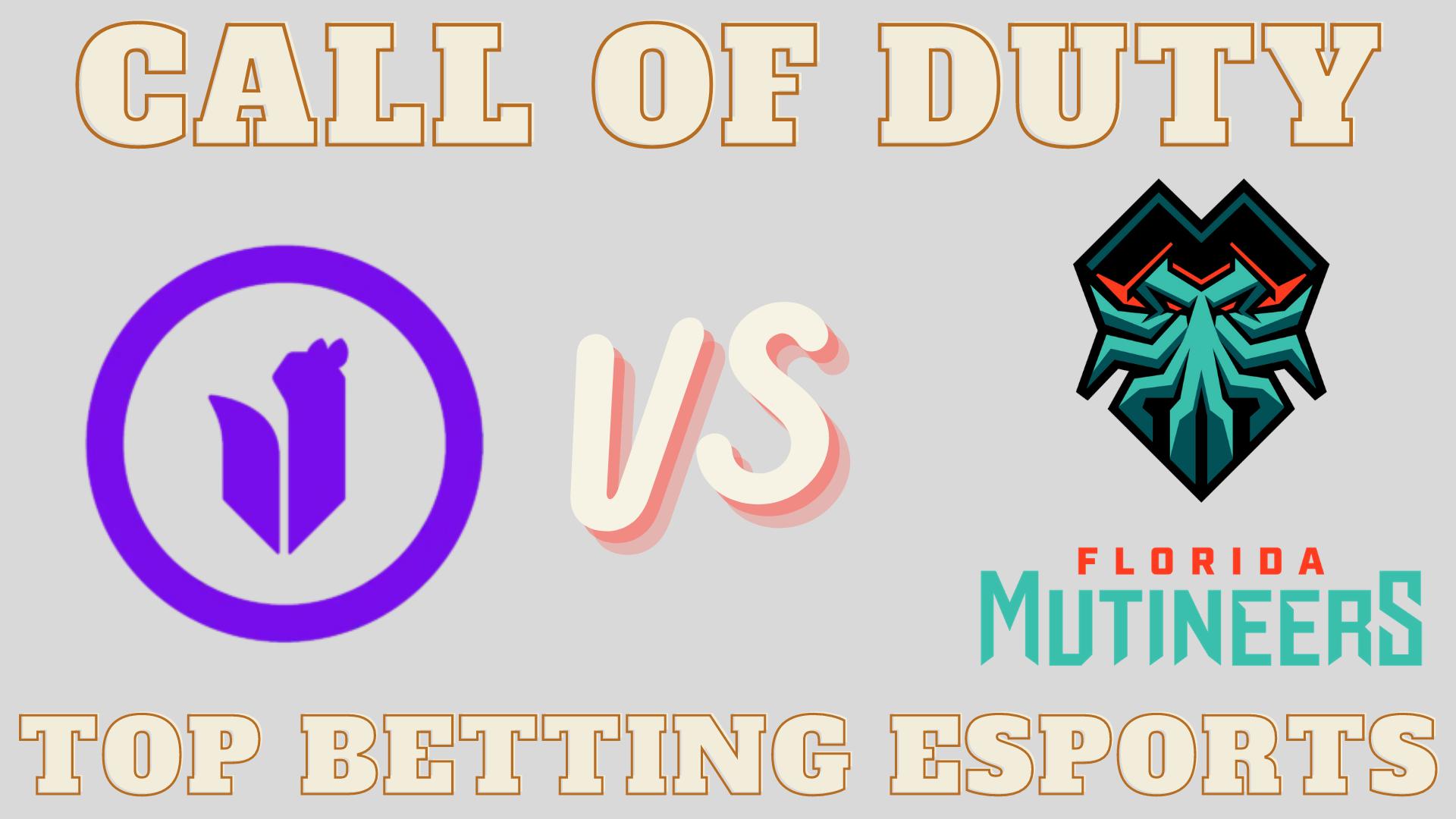 Toronto Ultra vs Florida Mutineers Betting Prediction