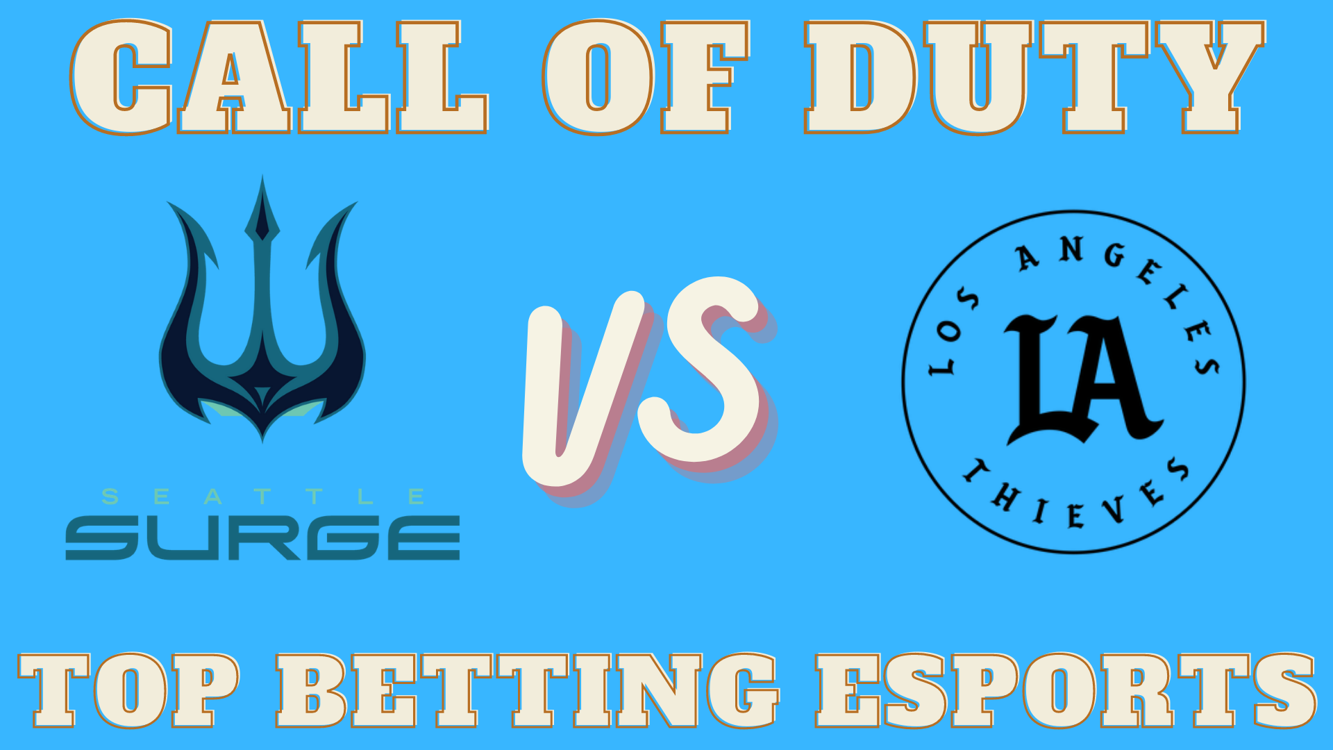 Seattle Surge vs Los Angeles Thieves Betting Prediction