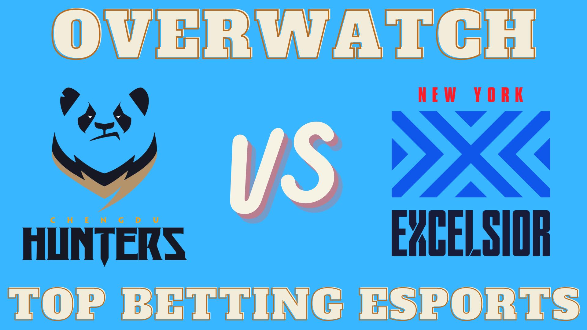 Chengdu Hunters vs New York Excelsior Betting prediction