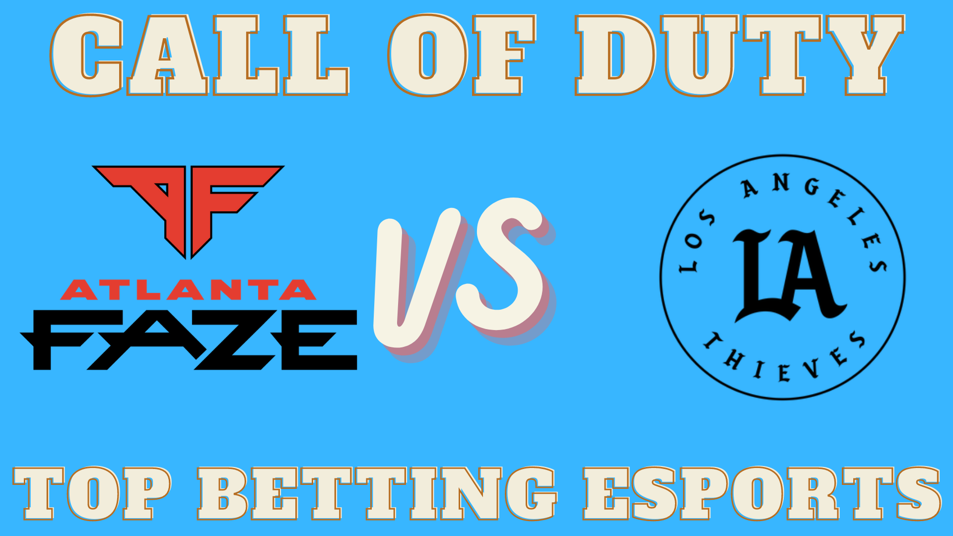 COD Los Angeles Thieves vs Atlanta FaZe Betting prediction