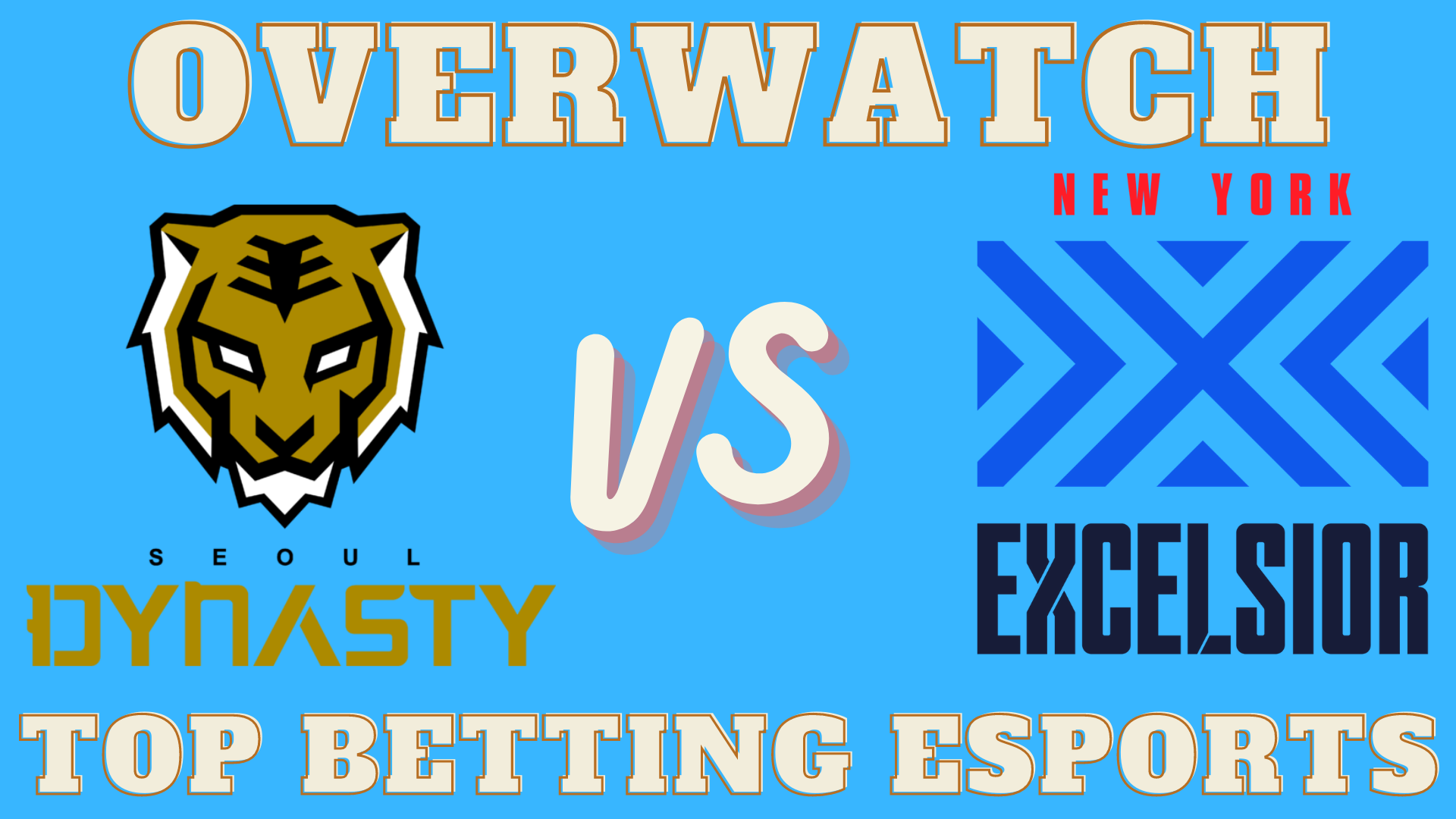 Overwatch League Betting tips Seoul Dynasty vs New York Excelsior