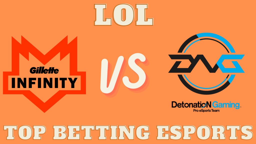 Infinity eSports CR vs DetonatioN FM