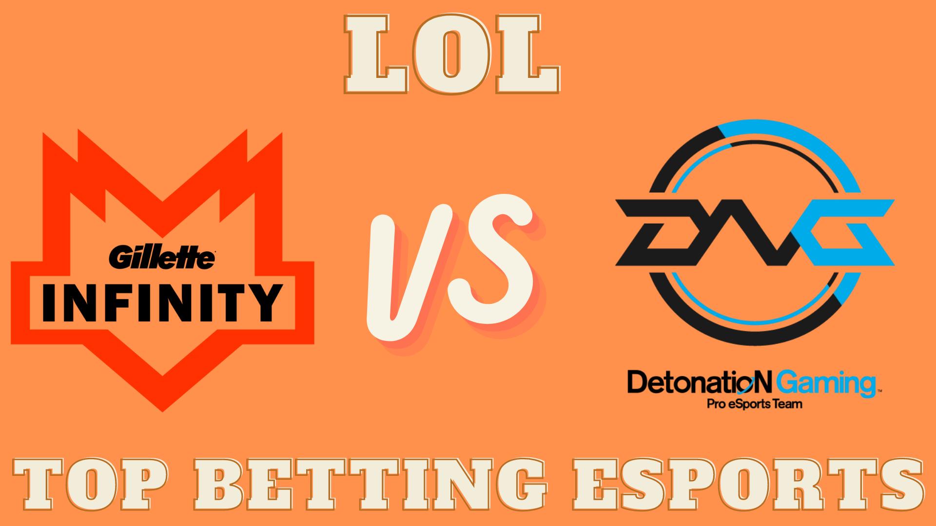 DetonatioN vs Gillette Infinity Betting prediction and picks 05.11.2021