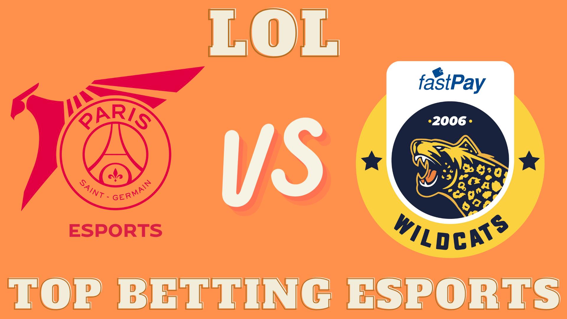 MSI LOL PSG Talon vs fastPay Wildcats Betting prediction 05.08.2021