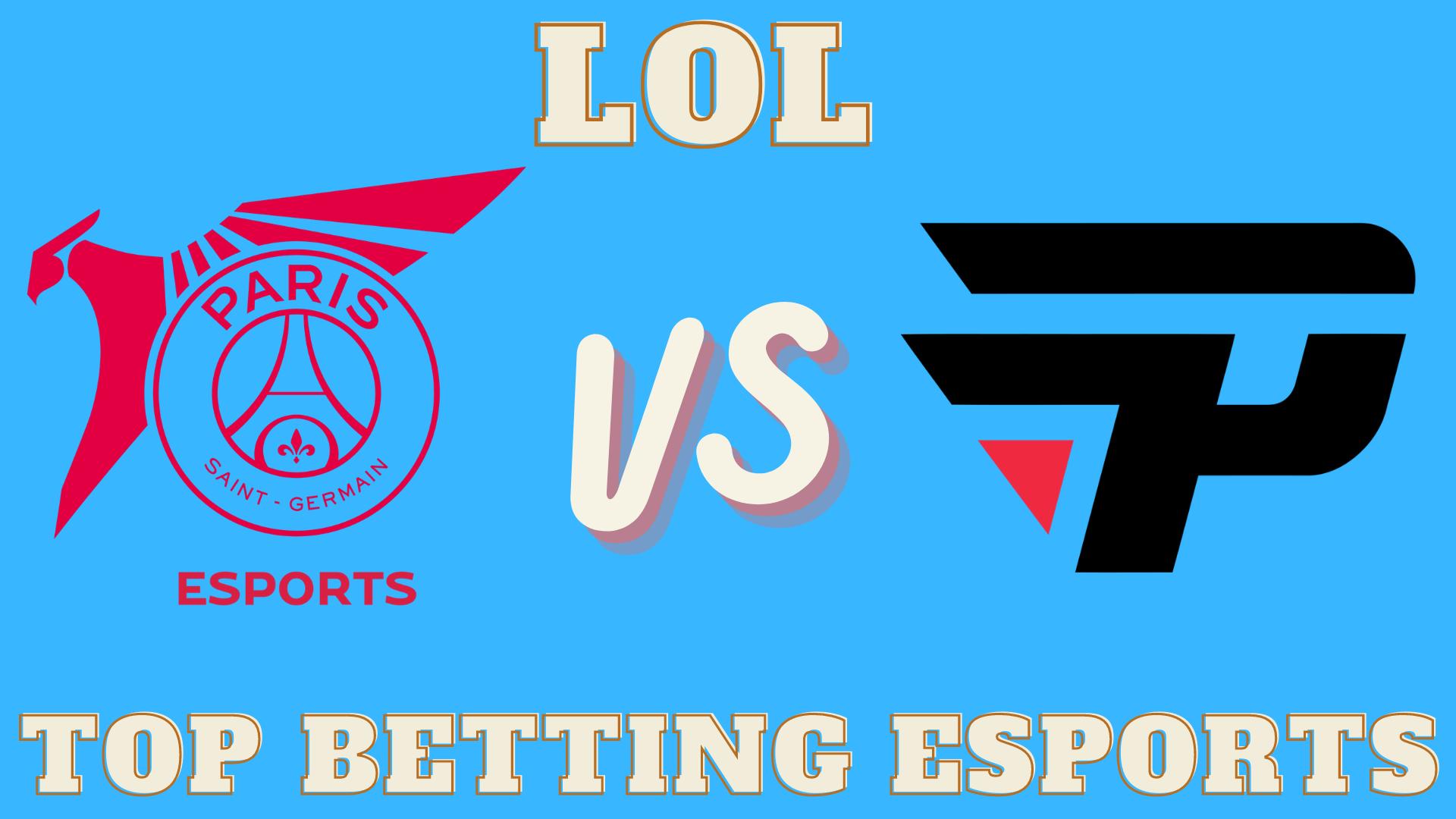 PSG Talon vs paiN Gaming
