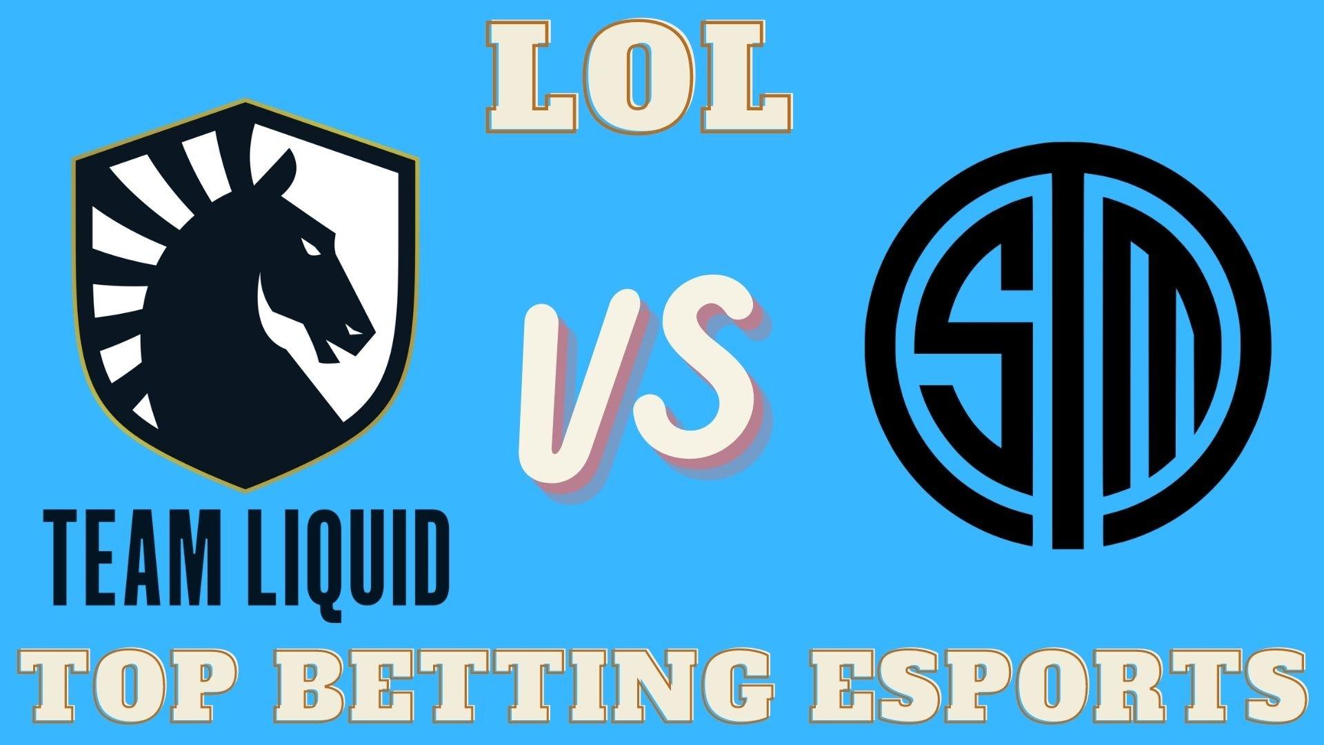 LOL Team Liquid vs TSM Betting Prediction