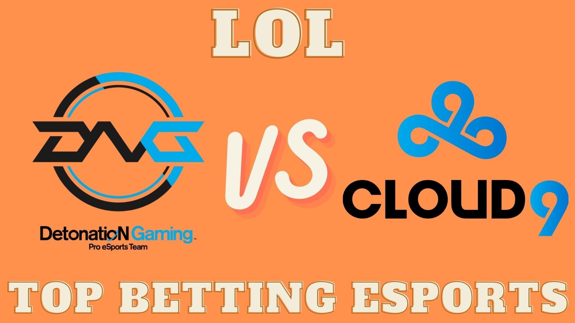 MSI LOL DetonatioN FM vs Cloud9 Betting prediction 05.07.2021