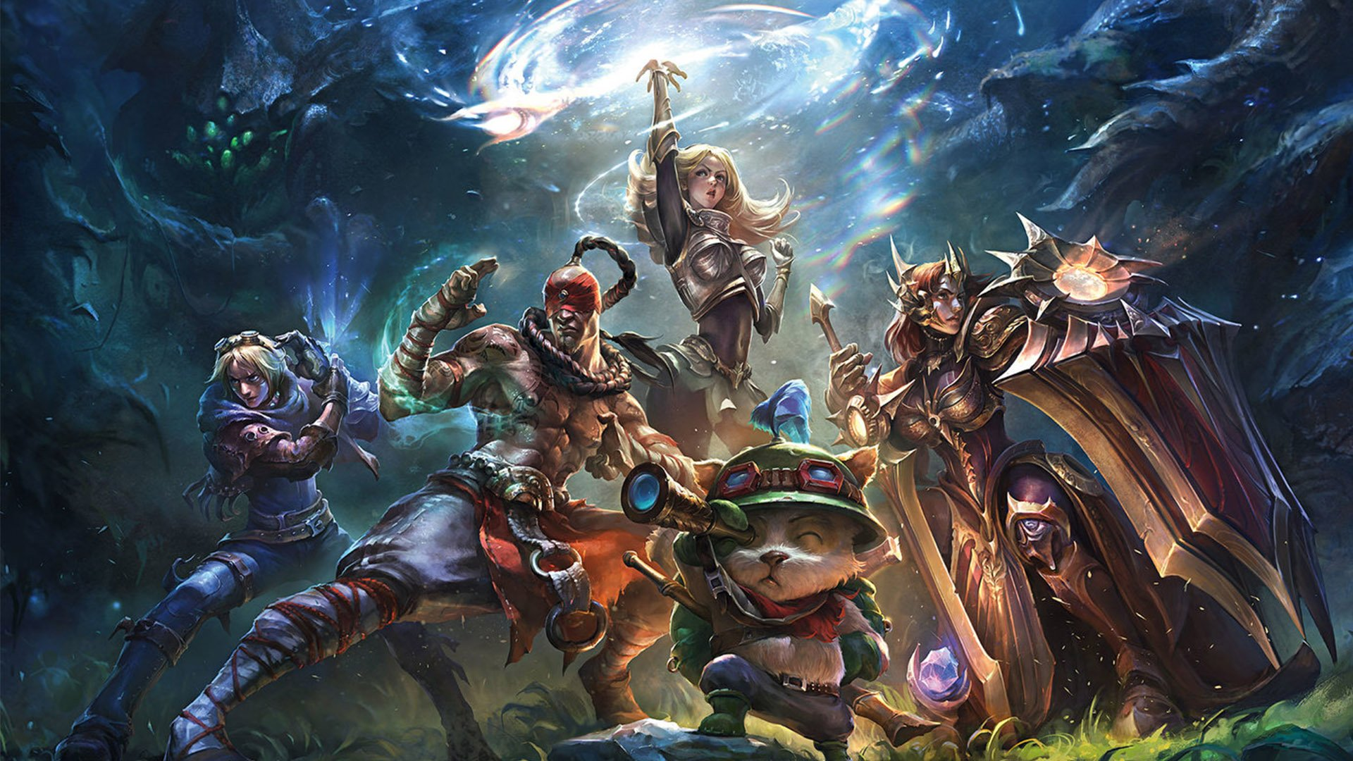 Best League of Legends Champions?