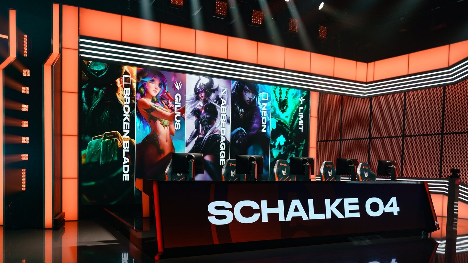 Schalke 04 leaves LEC