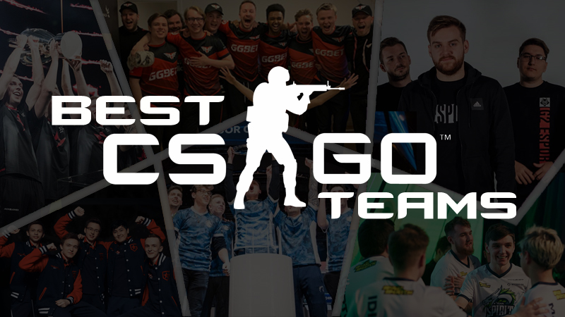 Top 10 best team in CSGO in 2021
