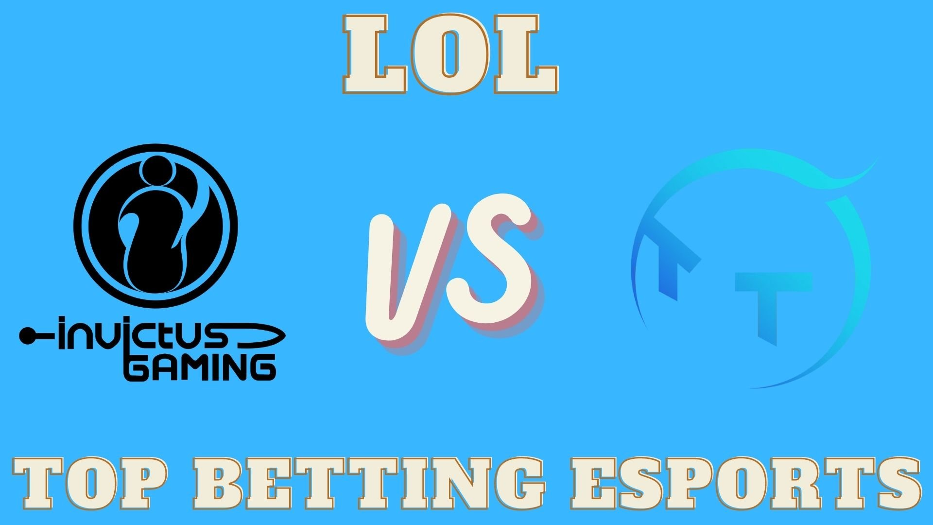 Lol ThunderTalk Gaming vs Invictus Gaming prediction