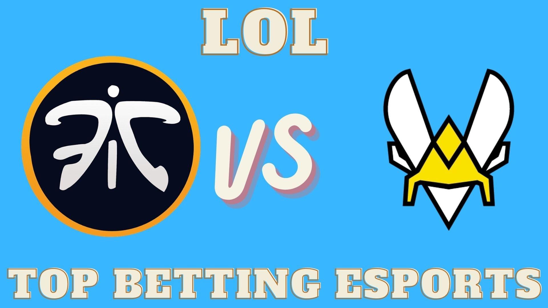 LEC LOL Fnatic vs Team Vitality betting prediction