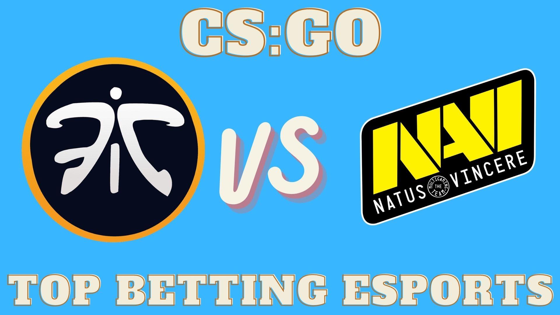 CS:GO Natus Vincere vs Fnatic