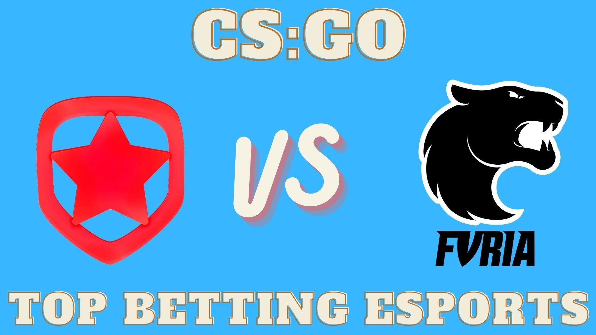 CS:GO Prediction Gambit vs FURIA
