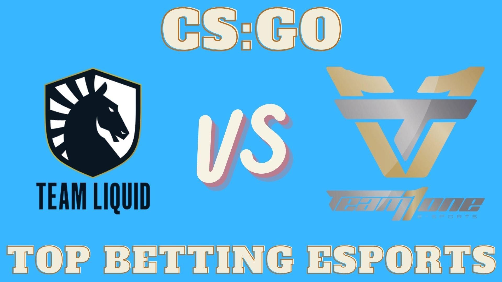CS:GO Prediction Team Liquid vs TeamOne